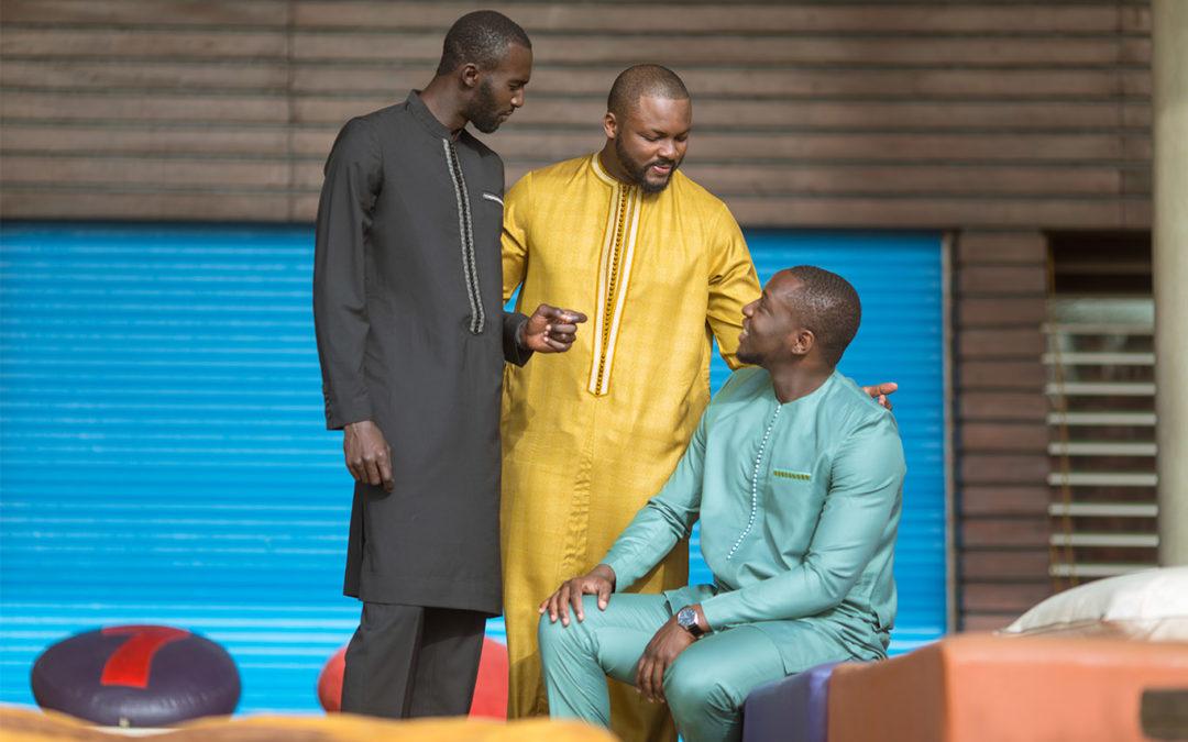 Le Costume Africain